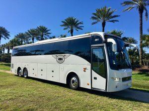 Charter Bus Service Houston