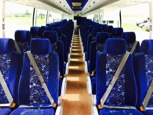 Charter Bus Companies in Houston, TX
