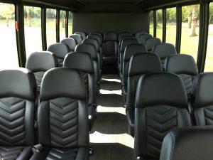 Charter Bus in Galveston Island, TX